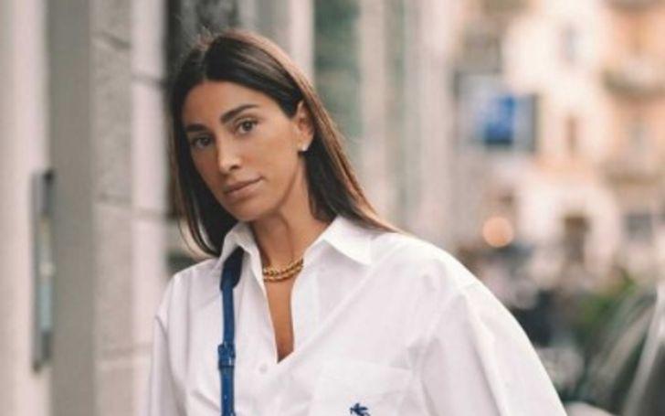 Giorgia Gabriele used to date Grandpa Playboy, Gianluca Vacchi.