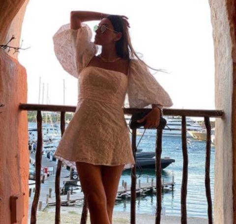 The Italian model Giorgia Gabriele holds an impressive net worth, which crosses $600,000.
