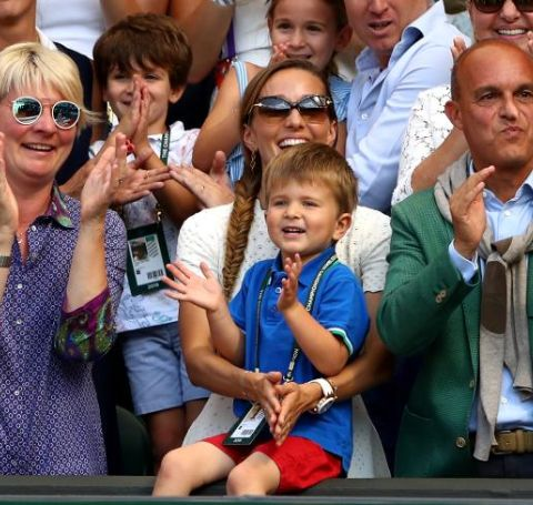 Novak and Jelena Djokovic started seeing each other as a couple back in 2005.