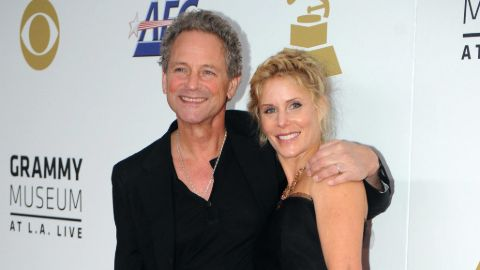 Lindsey Buckingham wife