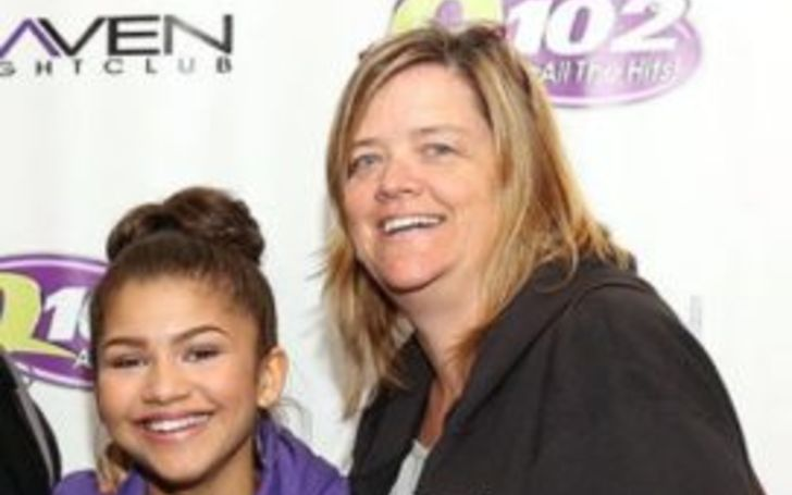 Claire Stoermer, 56, is the mother of the Disney Channel star Zendaya Coleman.