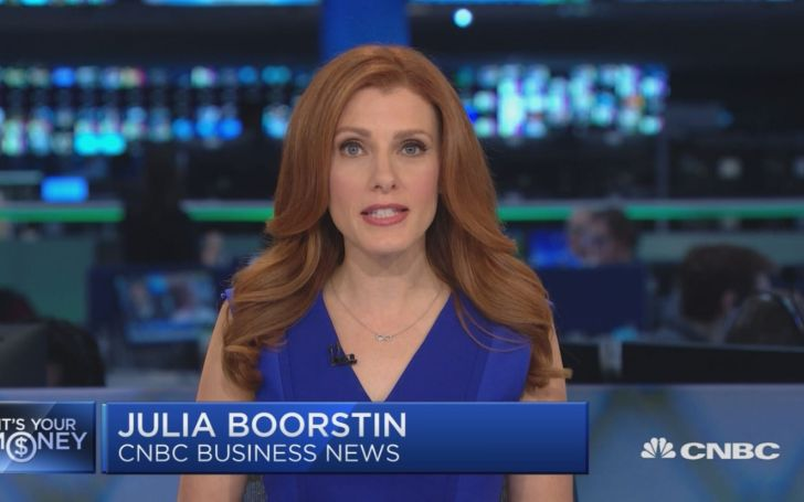 Julia Boorstin made millions worth of wealth from her reporting job.
