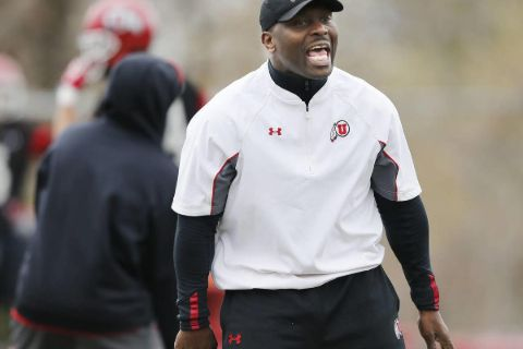 Sharrieff Shah is an assistant coach at the University of Utah