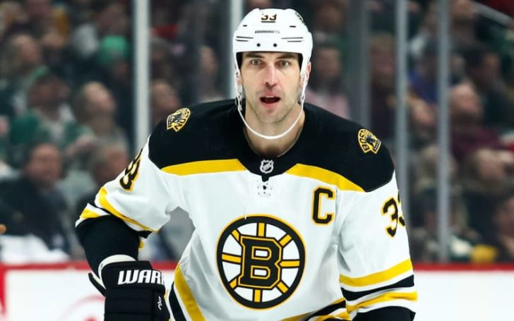 The NHL athlete Zdeno Chara is a millionaire.
