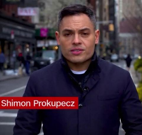 Shimon Prokupecz is mainly praised for his report on Justice Departmental charges against Senator Robert Menedez, the 2016 Pulse Nightclub Shooting, President Trumps' cases of wiretapping.