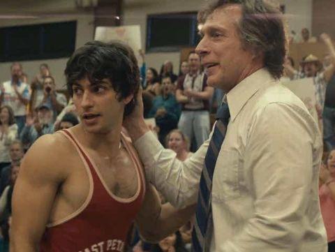George Kosturos in his movie American Fighter