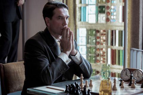 Marcin Dorocinski in Queen's Gambit