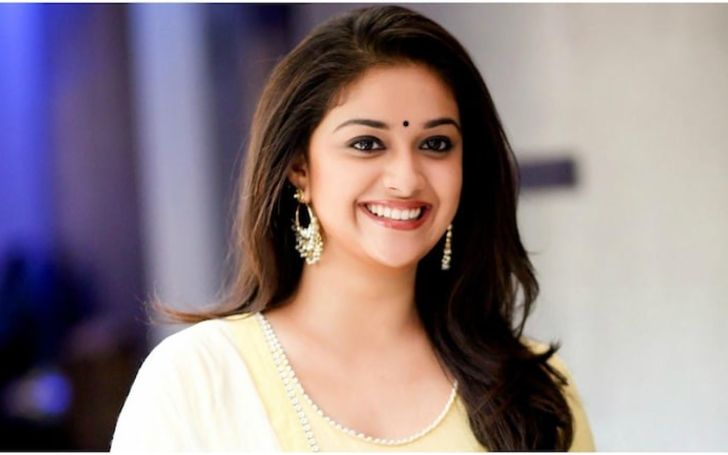 Keerthy Suresh has a net worth of $15 million