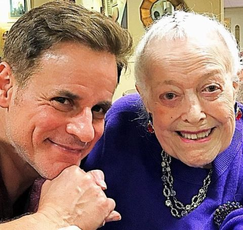 Christian LeBlanc shared hi loss with his fans on Instagram by sharing a photo of him alongside his late mother.