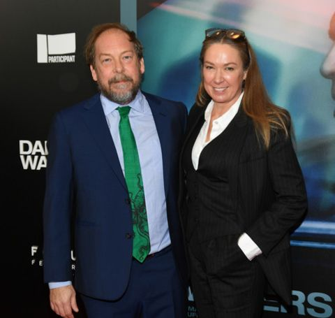 Actress Elizabeth Marvel is the wife of the renowned actor Bill Camp.