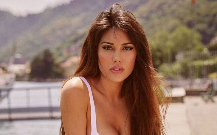 Estrella Nouri is an actress, singer, model, and world-touring stand-up comedian who is a millionaire.
