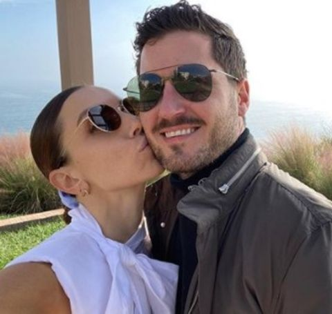 Jenna Johnson and Valentin Chmerkovskiy took the vows on April 13, 2019.
