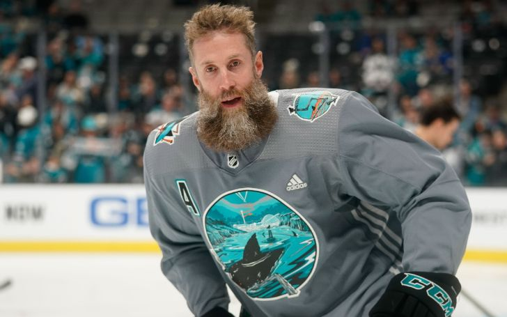 Joe Thornton has a net worth of $60 million