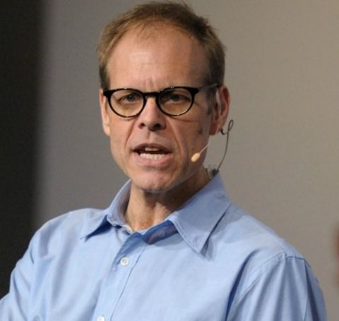 Speaking about Alton Brown's career, he began his career as a cameraman after he completed his college studies.