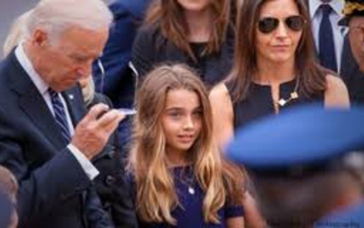 Joe Biden granddaughter Natalie Biden lost her dad Beau in an early age.