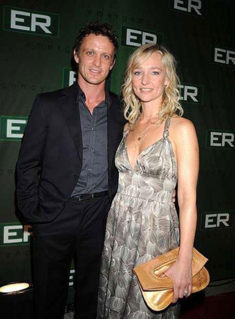 David Lyon and girlfriend