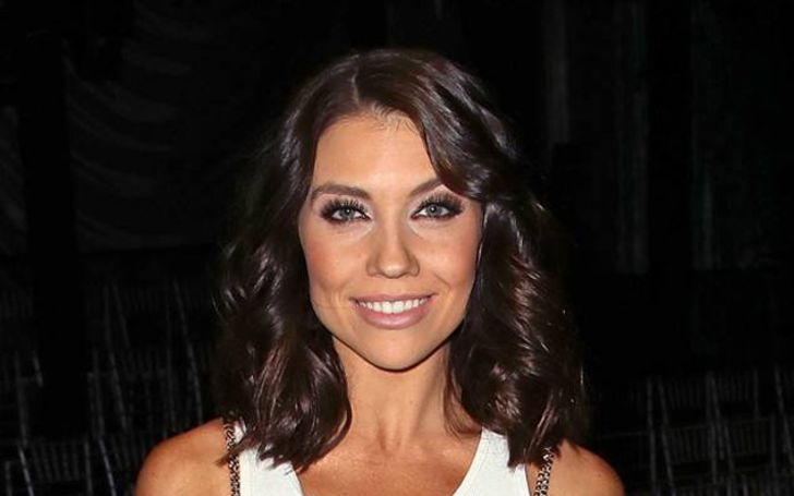 Jenna Johnson an American-Latin became part of the same popularity from her successful career as a Ballroom dancer and choreographer and she is a millionaire.