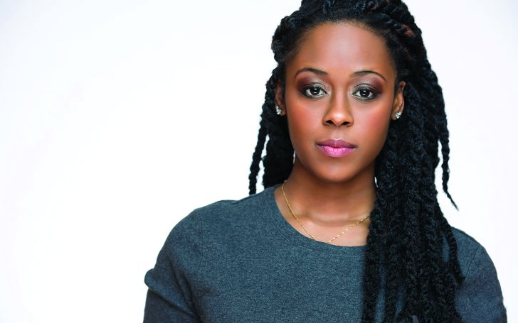 The upcoming actress Moses Ingram has a six-figure net worth.