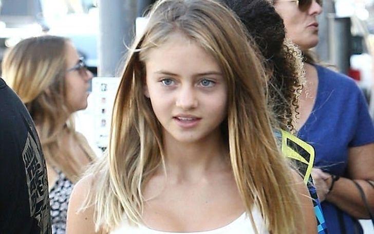 Helene Boshoven Samuel is the daughter of Heidi Klum