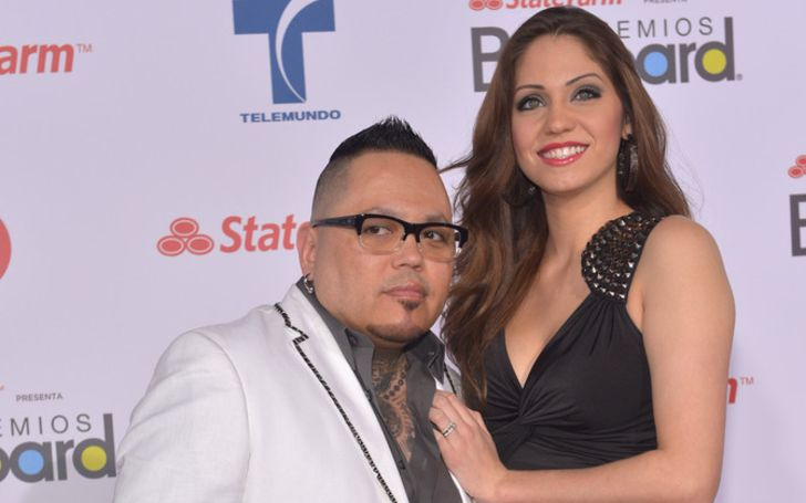 Rikkie Leigh Robertson is the ex-wife of A.B. Quintanilla