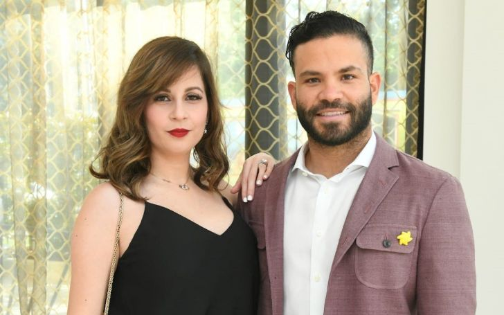 Nina Altuve is famous for being the wife of the MLB athlete, Jose Altuve.