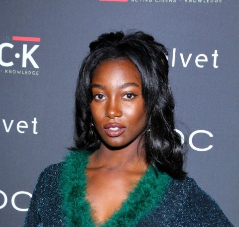 Mouna Traore began her journey in the film world at a young age.