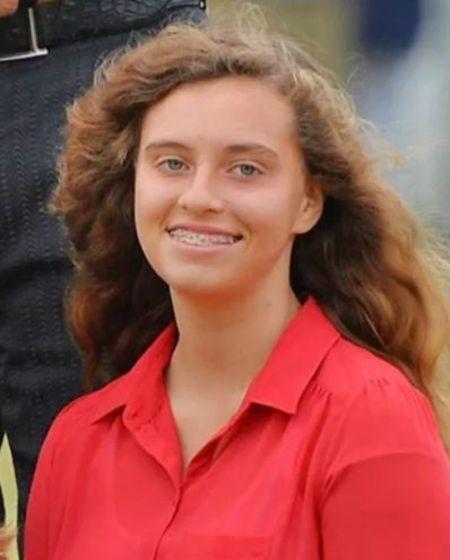 A young Amanda Brynn Mickelson