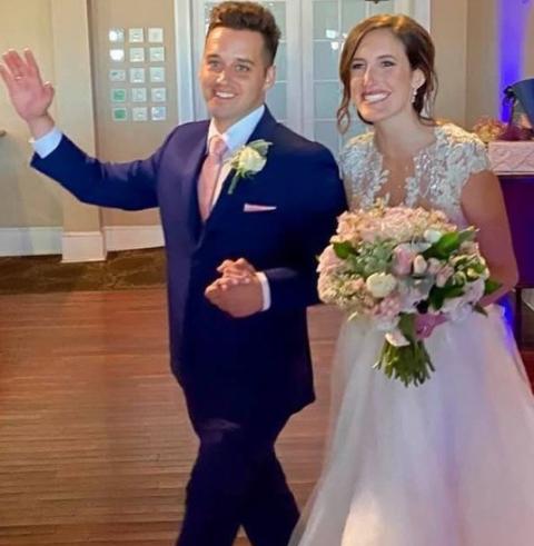 Deanna Bettineschi wedding pictures