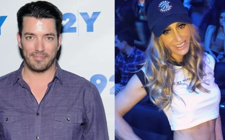 Kelsy Ully was married to the celebrity named Jonathan Scott.