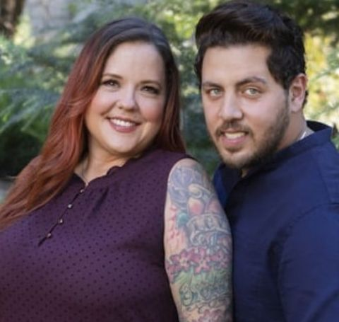 Zied Hakimi is an upcoming star from the show 90 Day Fiancé. is married to Rebecca Parrott.