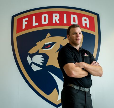 Shawn Thornton is the former Canadian hockey player of the National Hockey League who is a millionaire.