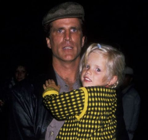 Alexis Danson is adopted daughter of American star Ted Danson.