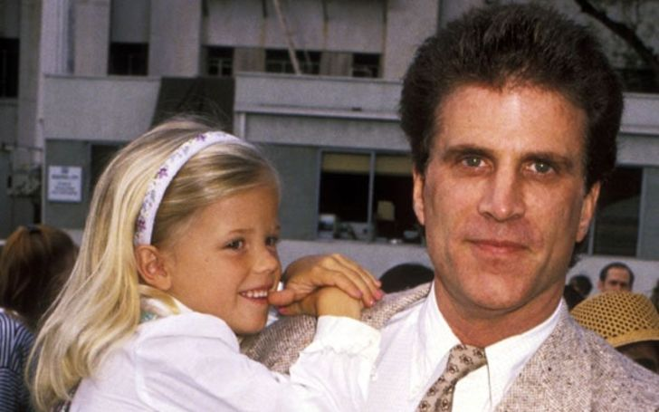 Alexis Danson the adopted daughter of the American actor and producer Ted Danson.