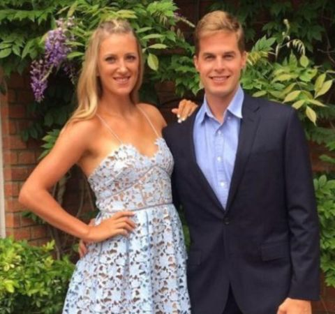 Billy Mckeague used to live a lavish lifestyle alongside his ex-sweetheart Victoria Azarenka.