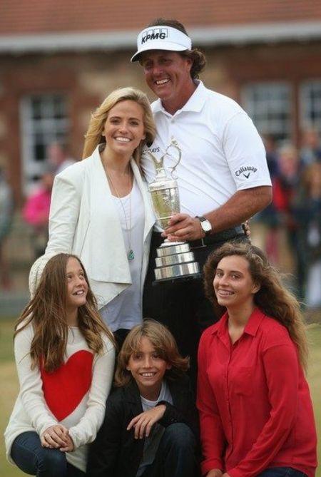 Amanda Brynn Mickelson family