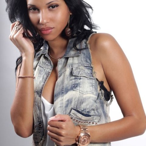 Porsha Nicole is a podcaster