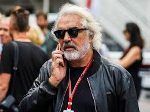 Flavio Briatore was also an owner of a football team