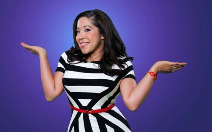 The American actress, comedian, and writer, Gina Brillon is a millionaire.