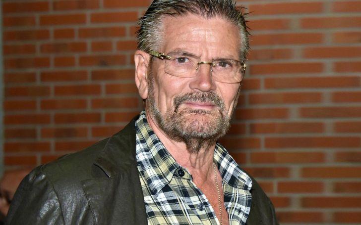 Gunther Klum is the father of Heidi Klum
