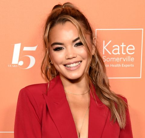 Rhys Athayde is in love with the famous Disney star Paris Berelc.