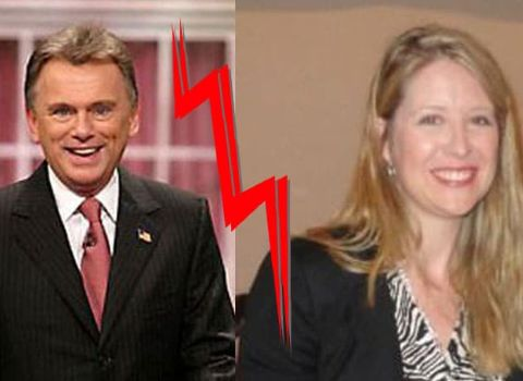 Sherrill Sajak and Wheel star, Pat Sajak divorced after sending seven years together as a married couple.