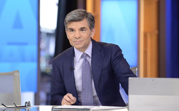 George Stephanopoulos is a political correspondent