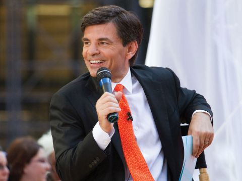 George Stephanopoulos has a net worth of $40 million