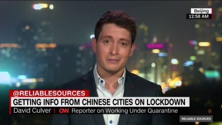 David Culver reporting from the CNN
