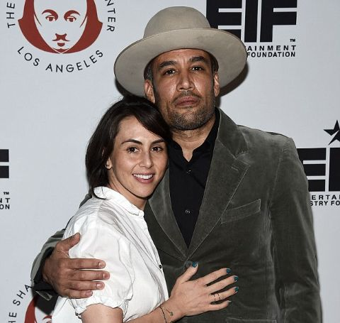 Besso Harper's mother, Jaclyn Matfus, is the third wife of his father, Ben Harper.