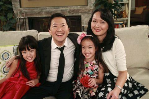 Alexa Jeong family