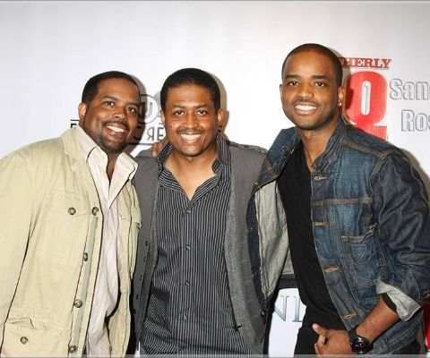 The father of four Larenz Tate was born on September 8, 1975, in Chicago, Illinois, to his mom, Peggy, and dad, Larry Tate.