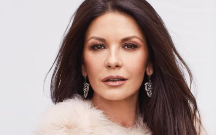 Catherine Zeta-Jones starred in dozens of movies of TV series.