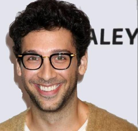 Rick Glassman is a stand-up comedian who came to the spotlight after appearing as Burski on NBC's Undateable; he is a millioanire.