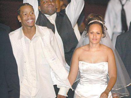 Isaiah Rahsaan Iverson parents